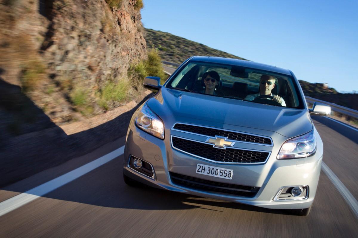 Chevrolet Malibu: Ferienstimmung
