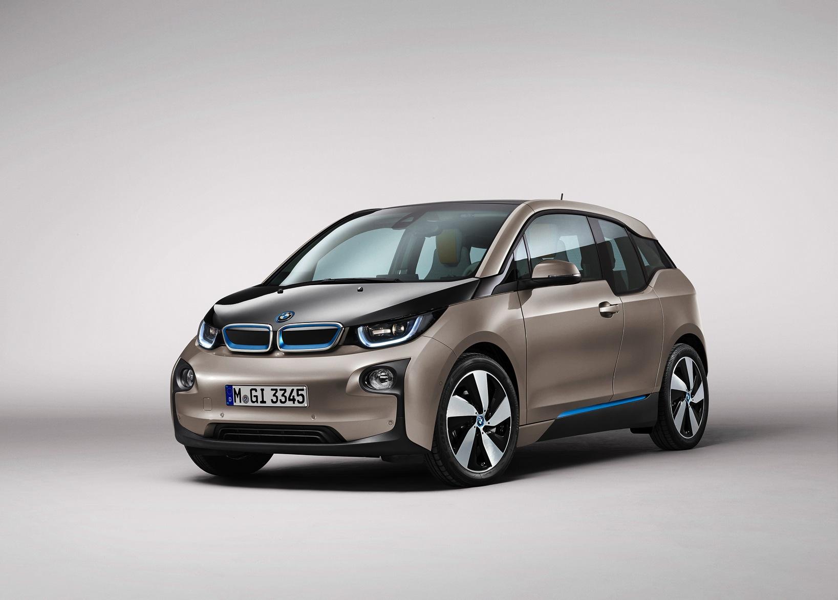 Vorstellung BMW i3: iRevolution