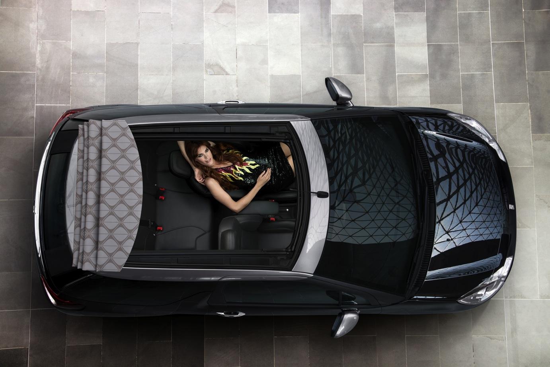 Eitelkeit und Heiterkeit: Citroën DS3 Cabrio