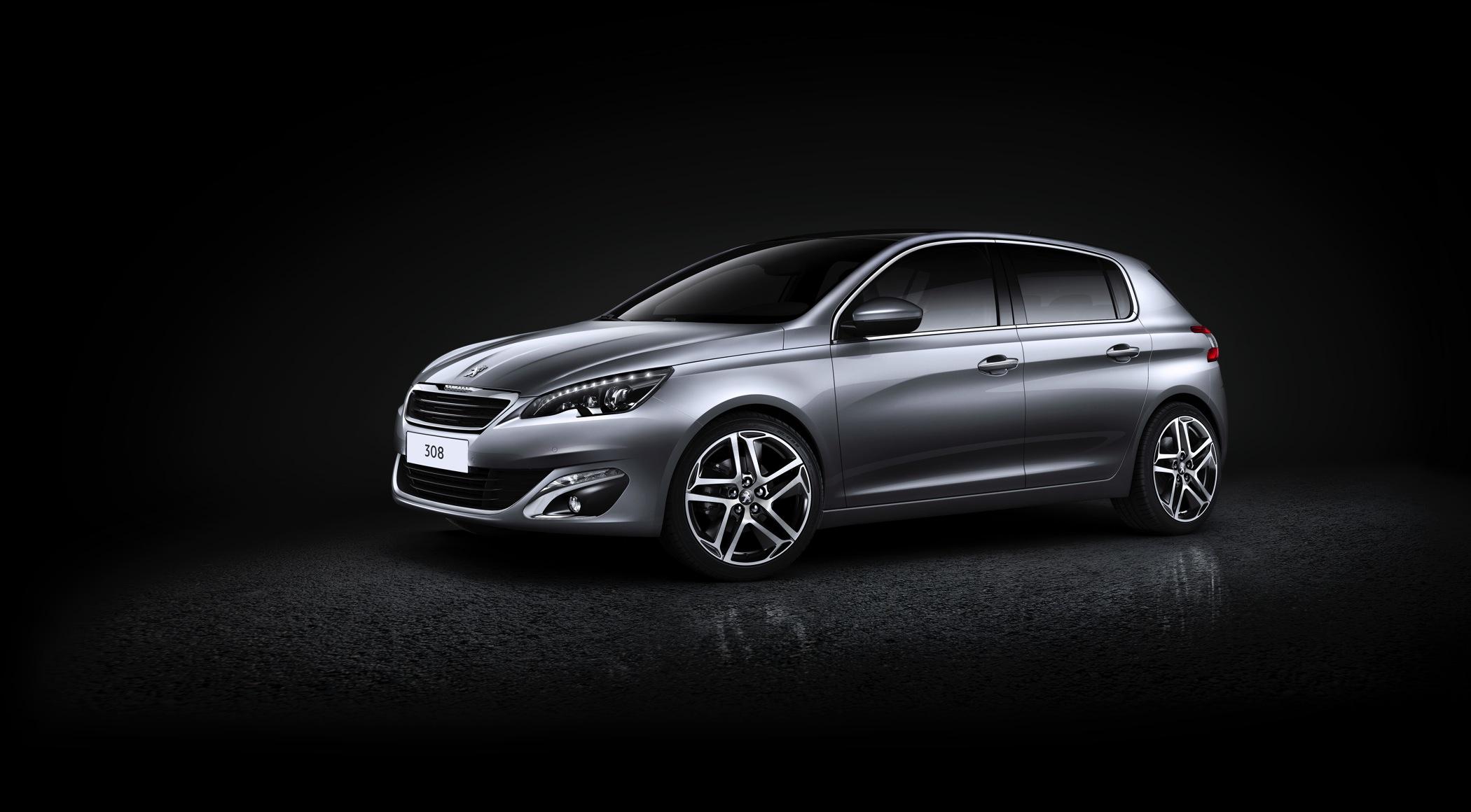 Peugeot 308: Weniger ist mehr