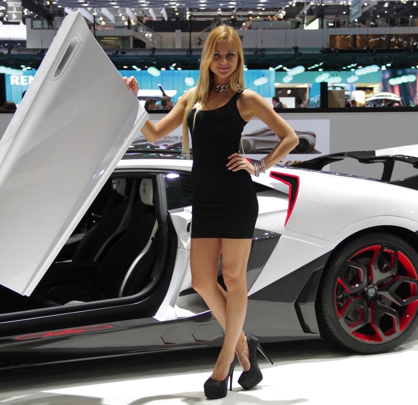 Autosalon Genf 2014: Trends und Impressionen