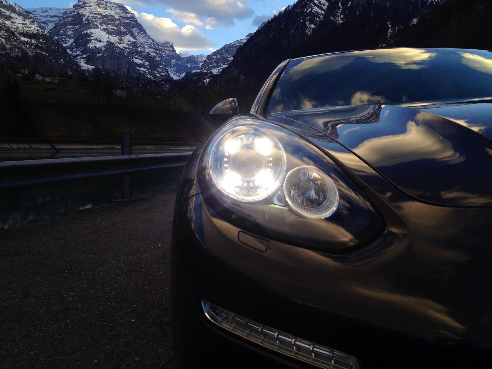 Porsche Panamera 4S: Gran Turismo mit Scharf