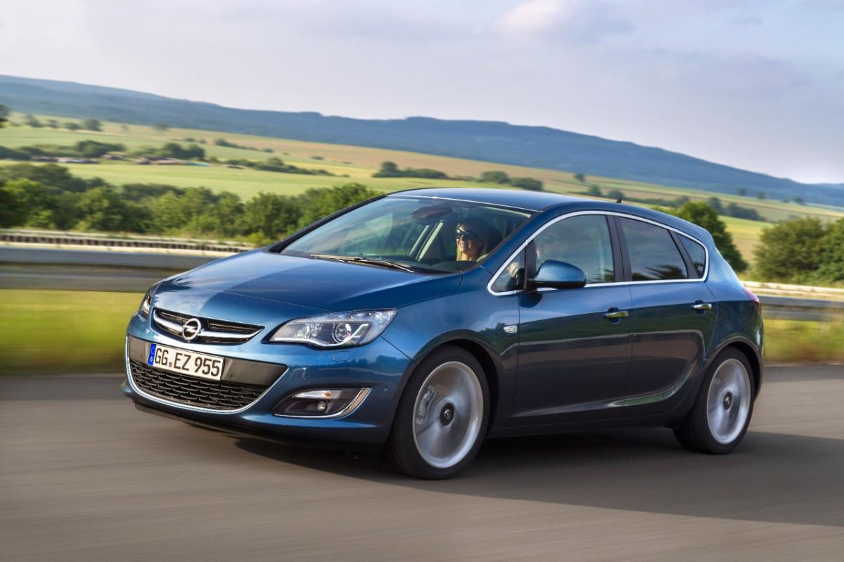 Opel Astra: Der Dieselflüsterer