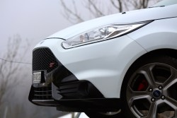 Ford Fiesta ST Black & White