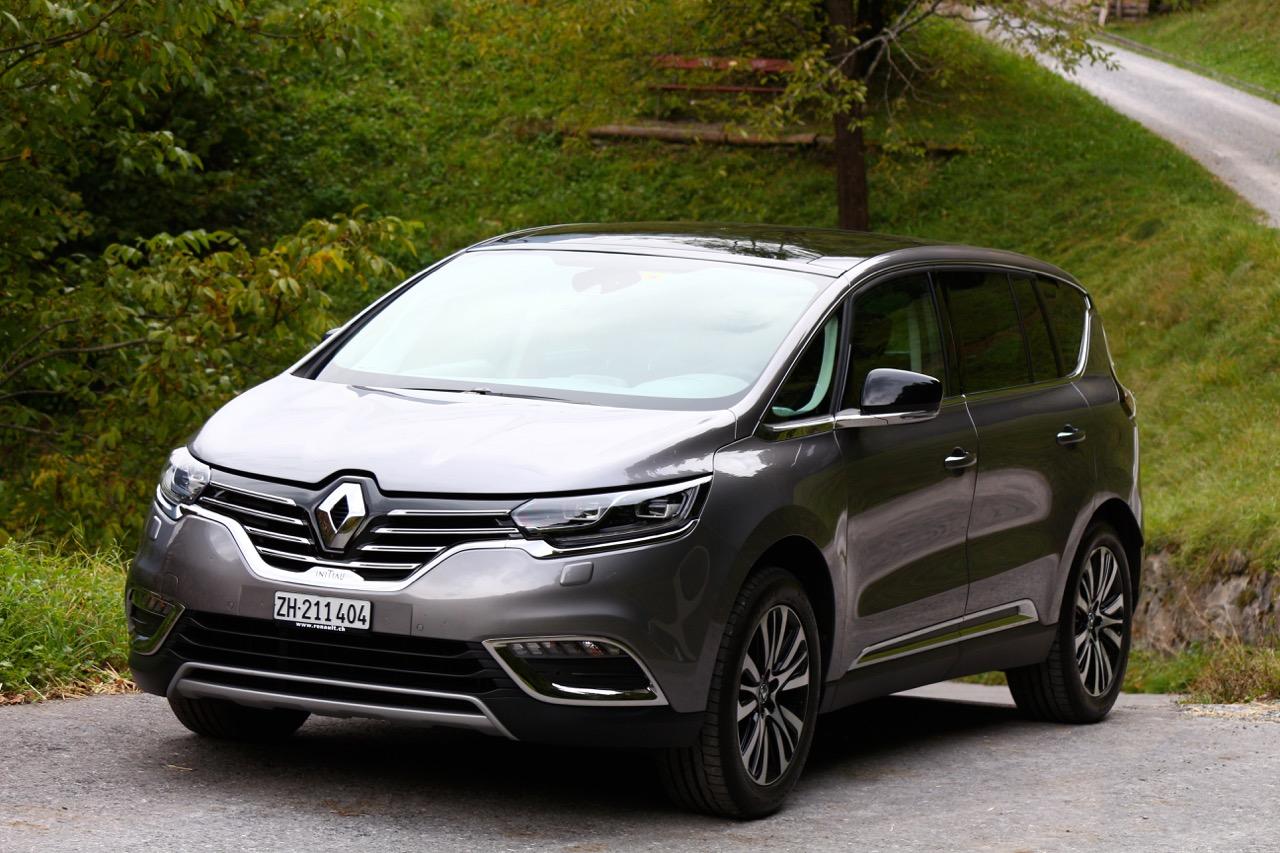 Renault Espace: Die Lehre der Entschleunigung