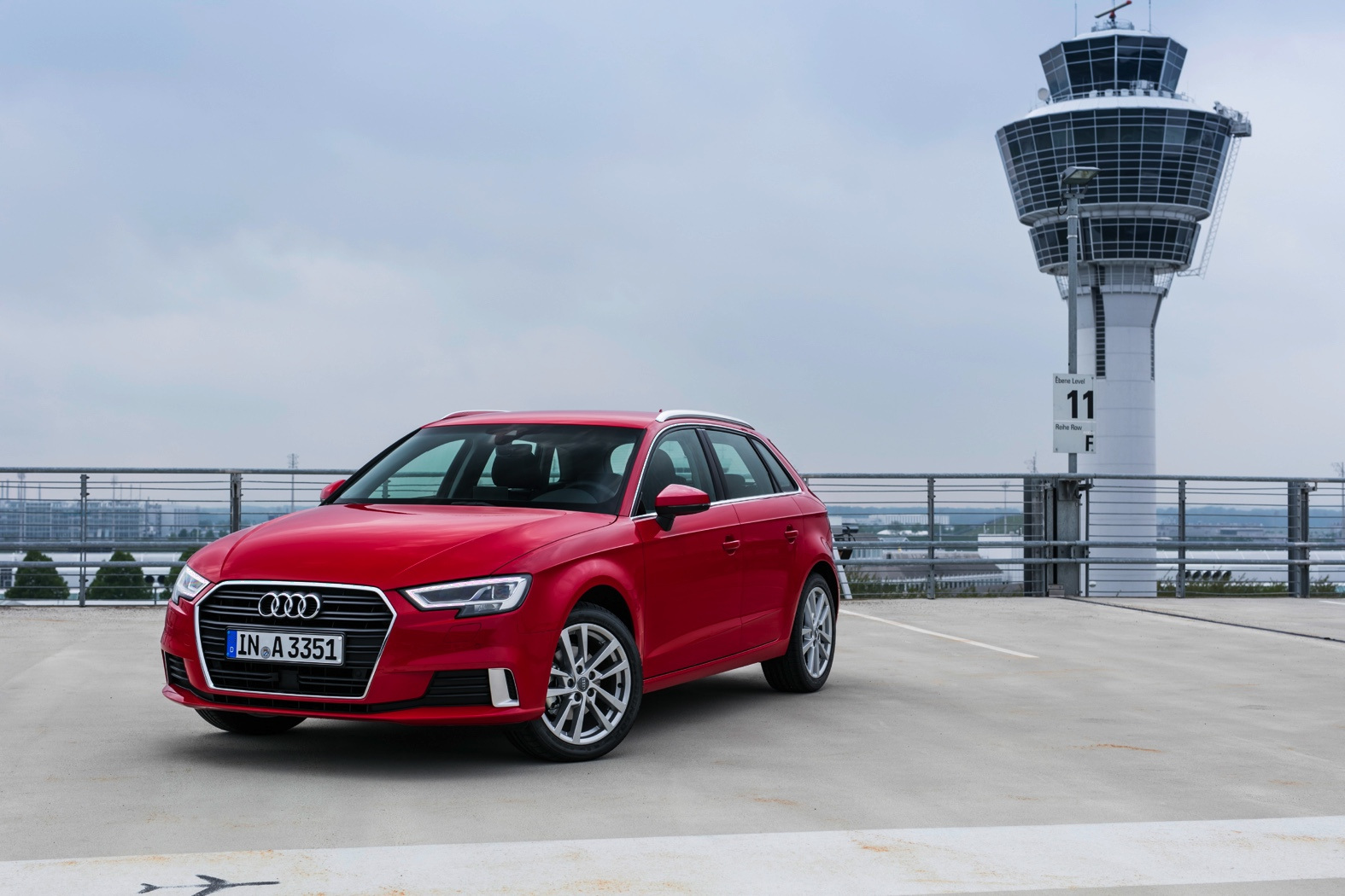Update, kein Upgrade: Audi A3 Facelift