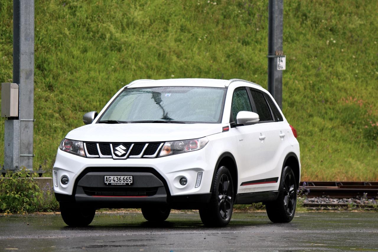 Wie neugeboren: Suzuki Vitara Boosterjet