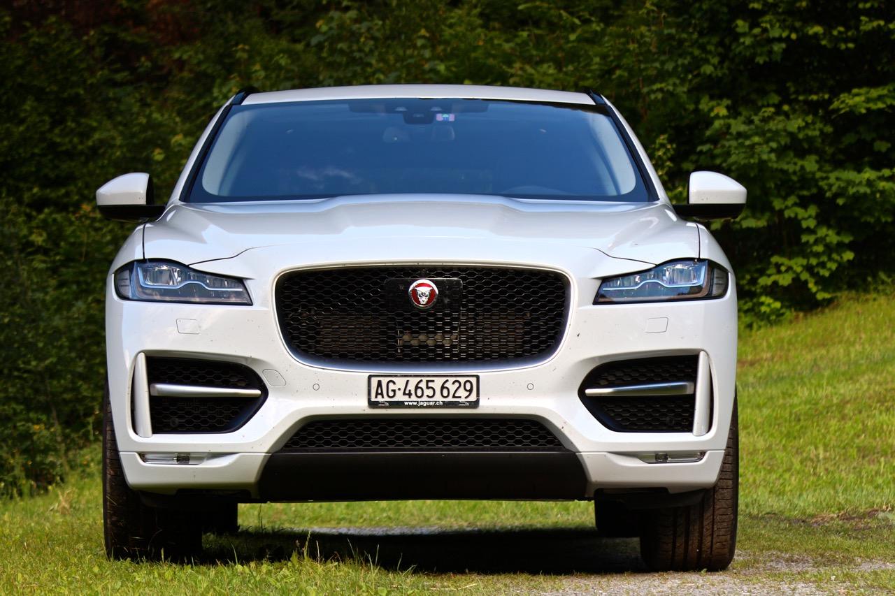 Jaguar F-Pace - Koray's Car Blog