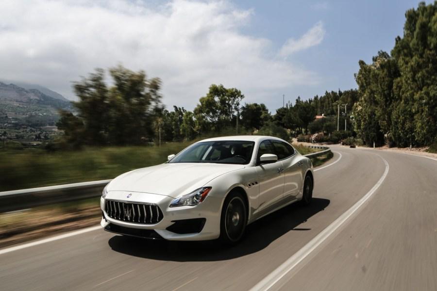 Maserati Quattroporte GTS