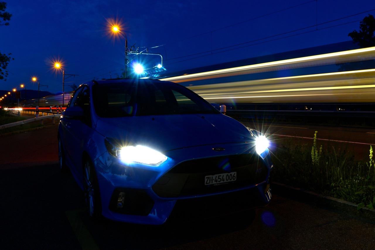 Ford Focus RS: Der Funke ist übergesprungen