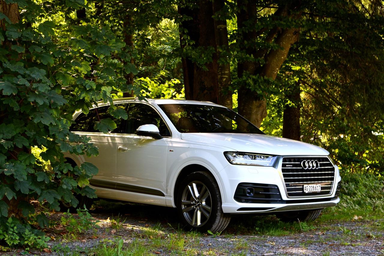 Audi Q7: Oase der Ruhe