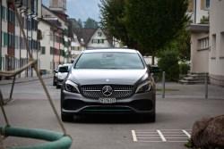 Mercedes A-Klasse Motorsport Edition