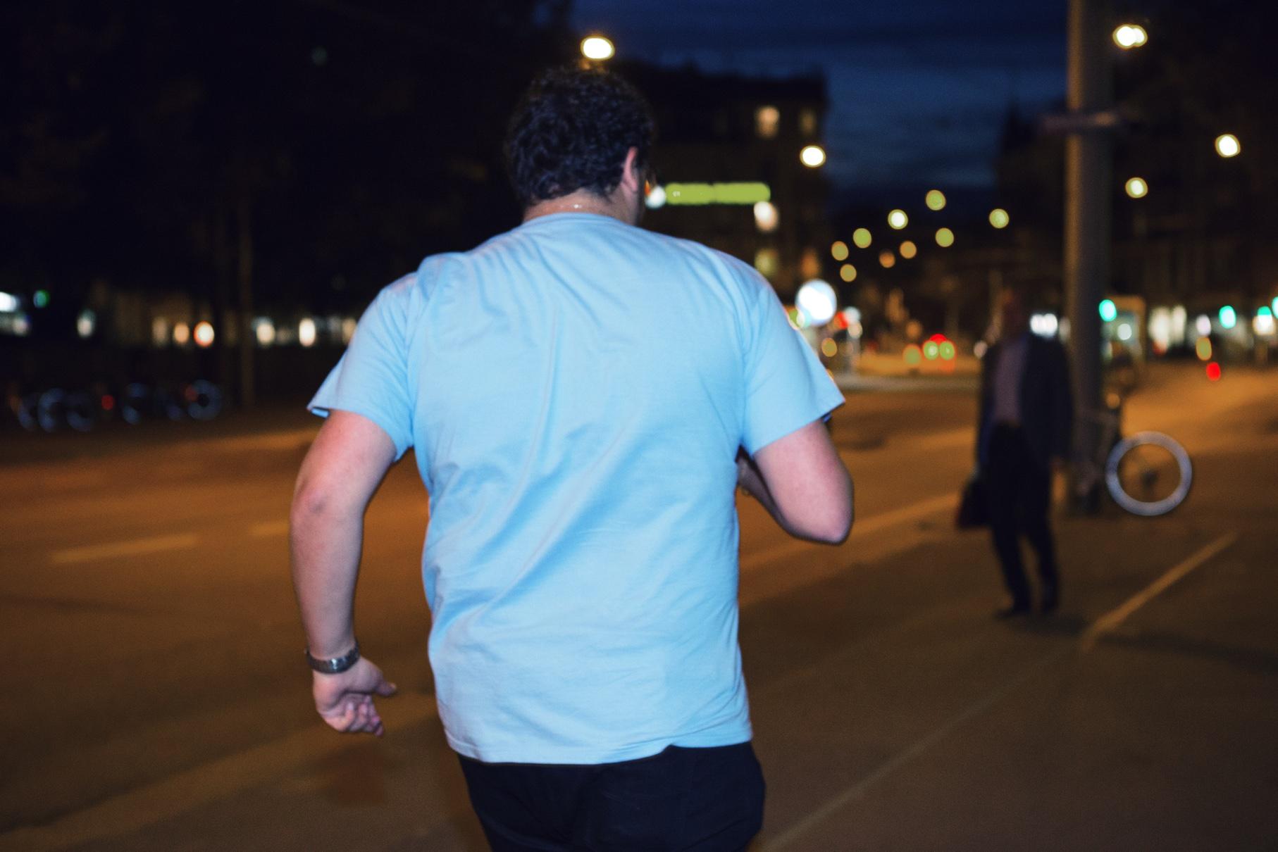 Urban Hunt: Die (fast) ausweglose Flucht