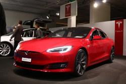 Tesla Model S. Testwahrscheinlichkeit: Gering