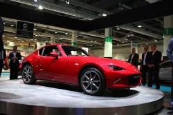 Mazda MX-5 RF. Testwahrscheinlich