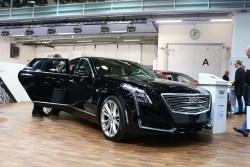 Cadillac CT6. Testwahrscheinlichkeit: Gering