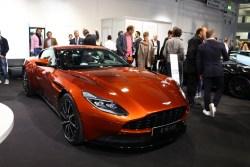 Aston Martin DB11. Testwahrscheinlichkeit: Hoch