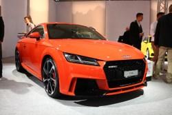 Audi TT RS. Testwahrscheinlichkeit: Mässig