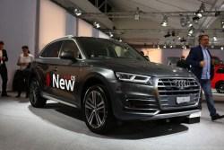 Audi Q5. Testwahrscheinlichkeit: Hoch