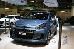 Hyundai i10 Facelift. Wird nicht getestet.