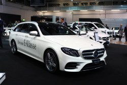 Mercedes E-Klasse T-Modell. Bereits als Limousine getestet.