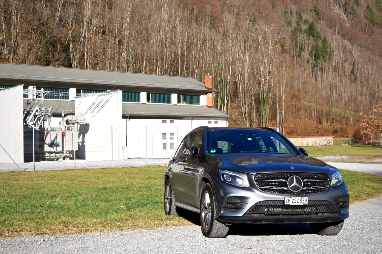 Mercedes GLC Plug-in Hybrid: Keine Alternative