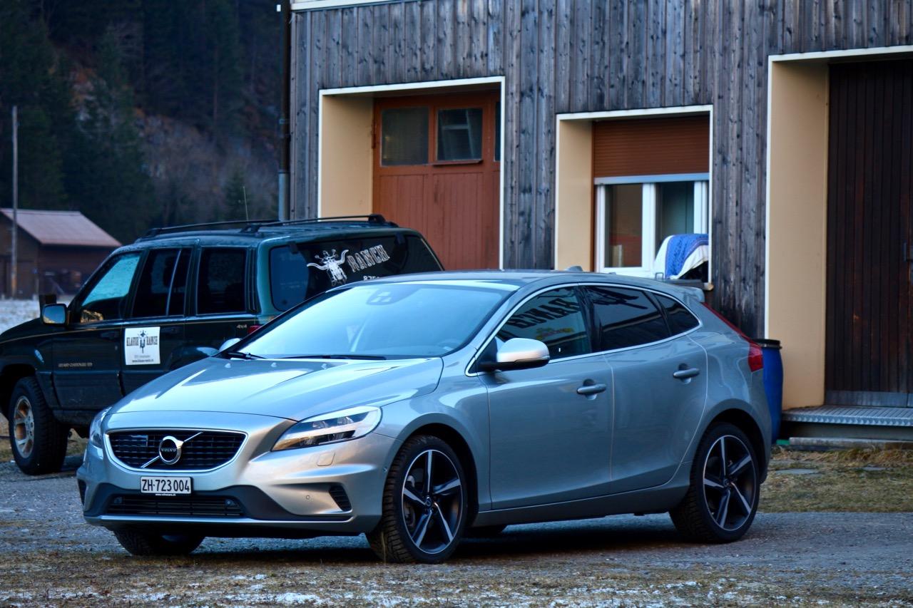 Grenzwertig: Volvo V40 R-Design