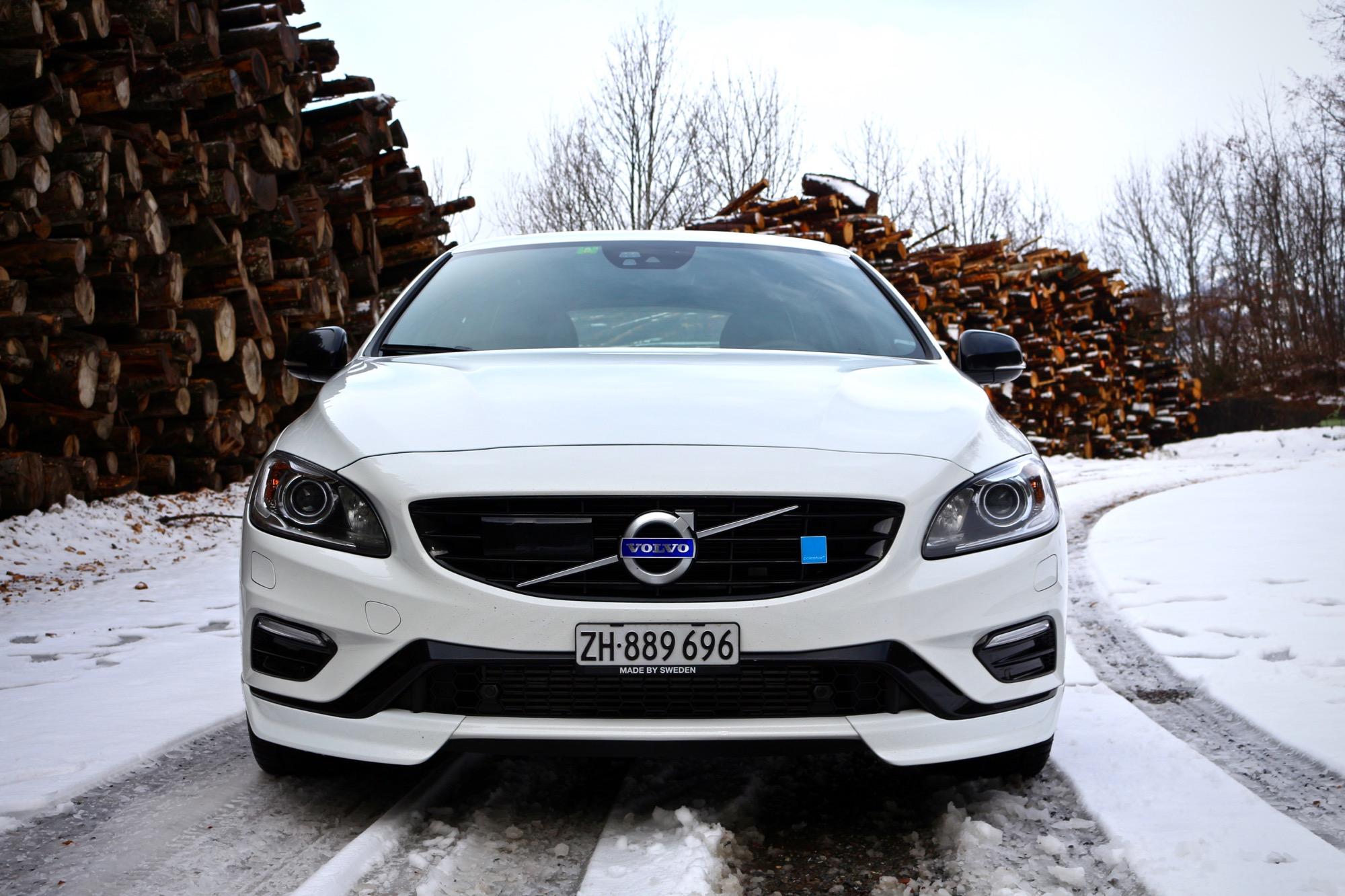 Volvo V60 Polestar Vierzylinder