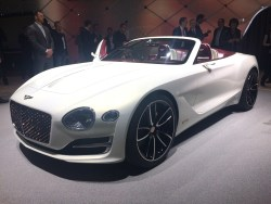 Bentley EXP12 Concept