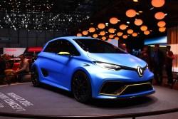 Renault E-Sport Concept
