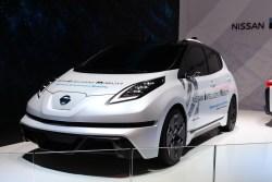 Nissan Intelligent Mobility Concept