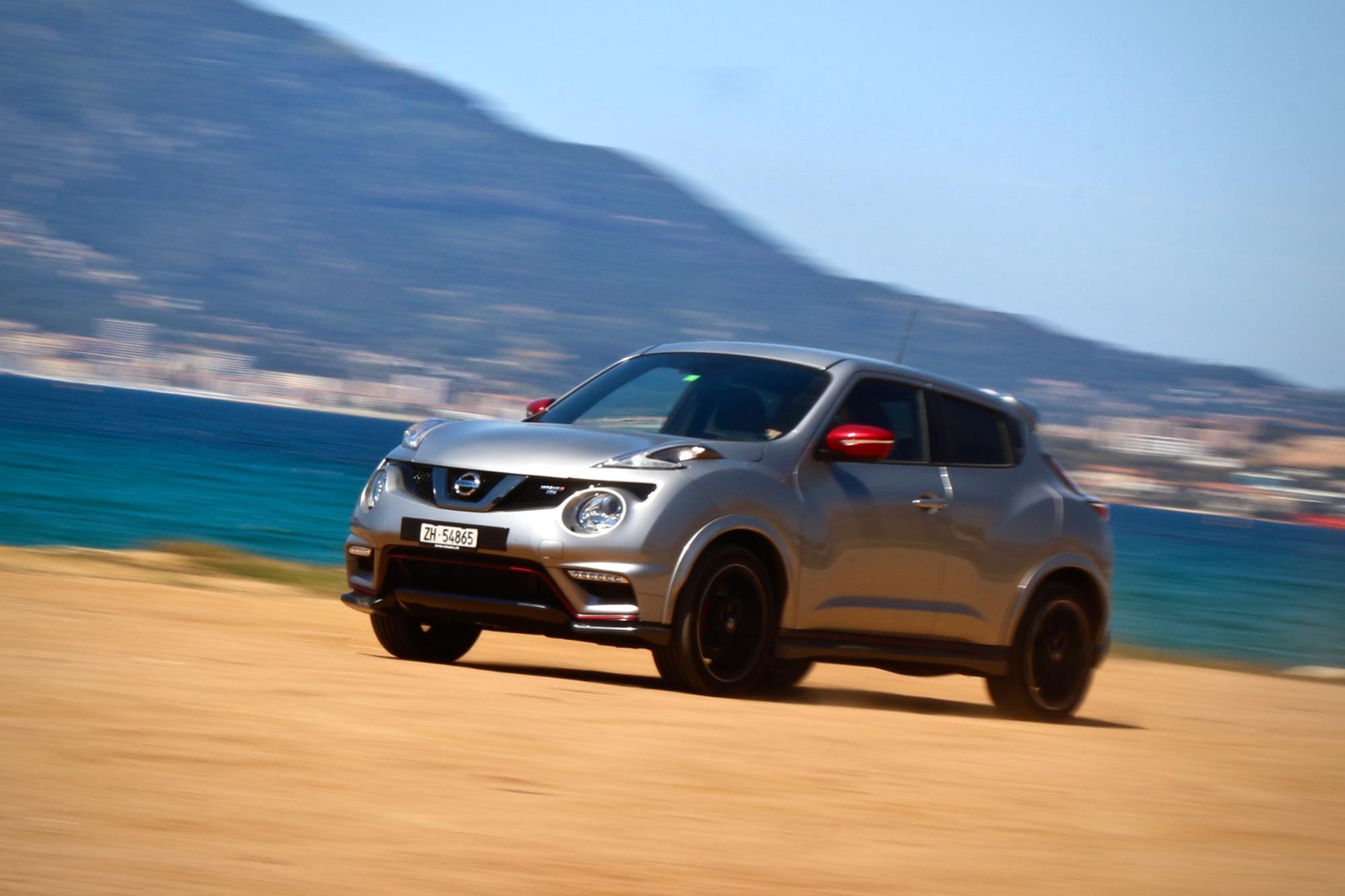 Abgefahren: Mit dem Nissan Juke Nismo RS auf Korsika