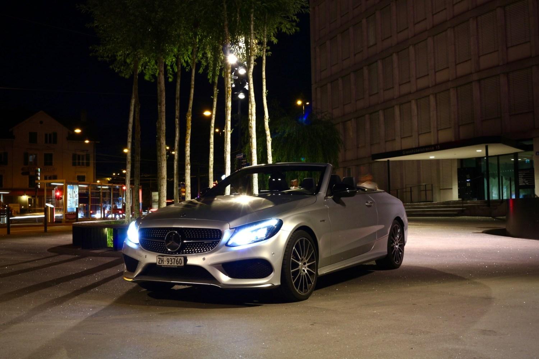 2017 Mercedes-AMC C43