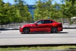 2017 Alfa Romeo Giulia QV