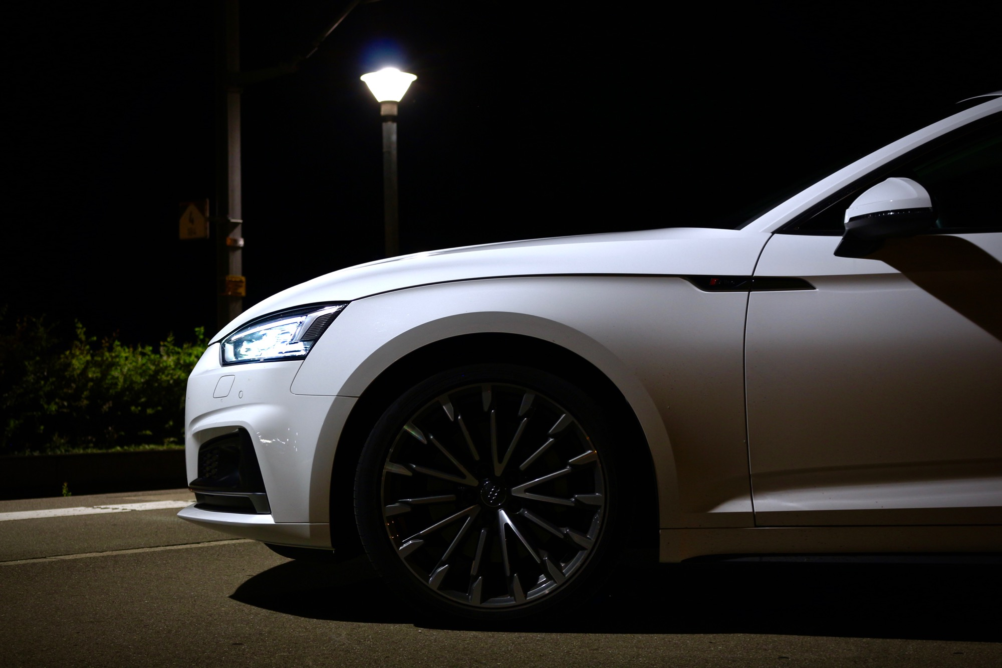 Audi A5 Coupé: Alles echt?