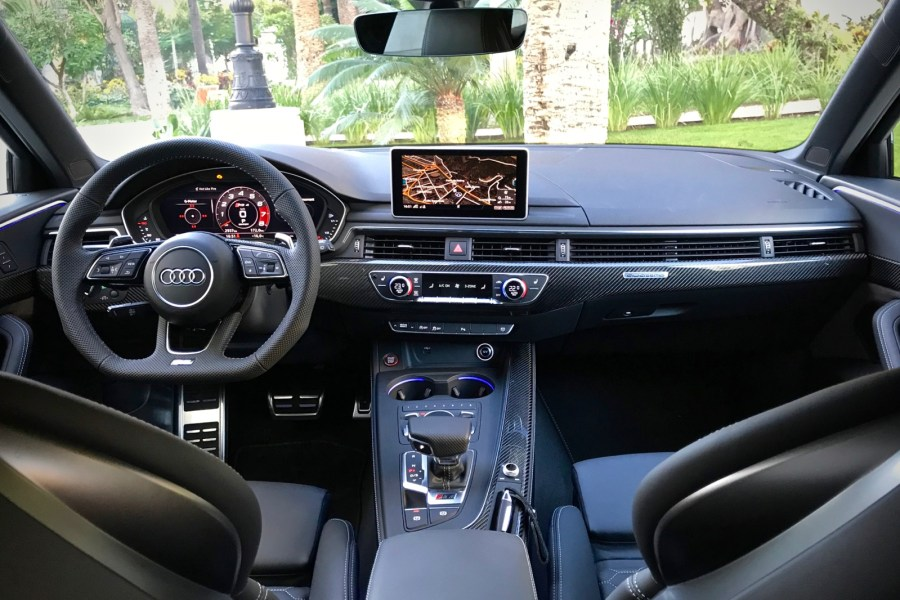 2017 Audi RS4
