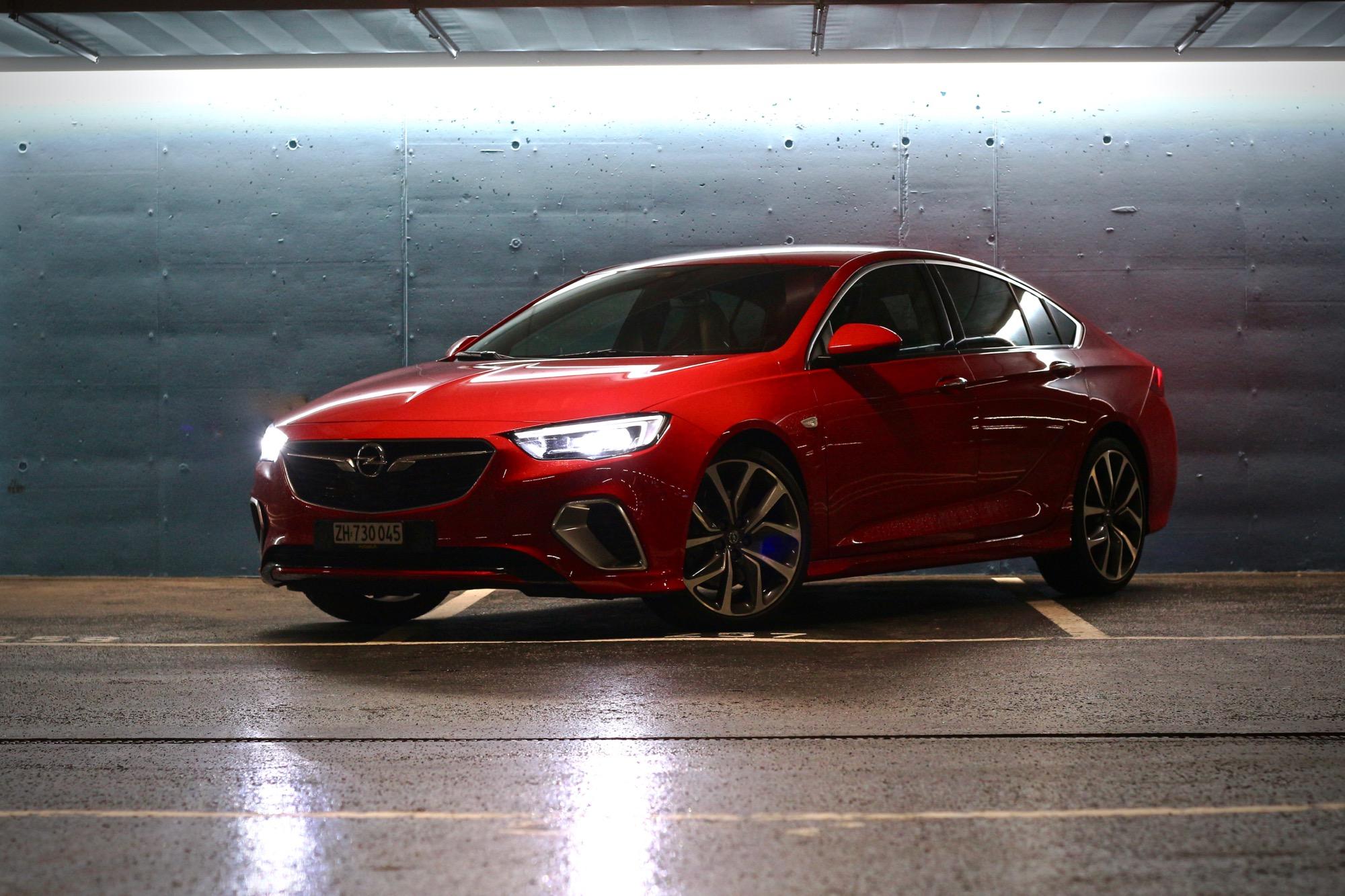 Make Opel great again: Opel Insignia GSi