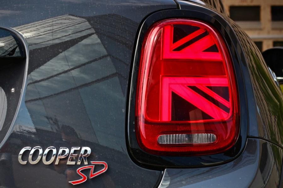 2018 Mini Cooper SD