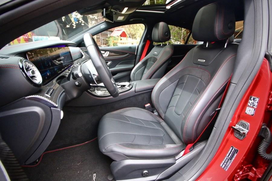 2018 Mercedes-AMG CLS 53