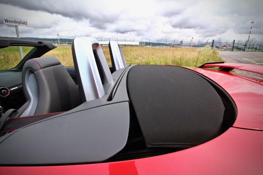 2019 Audi TT RS Roadster