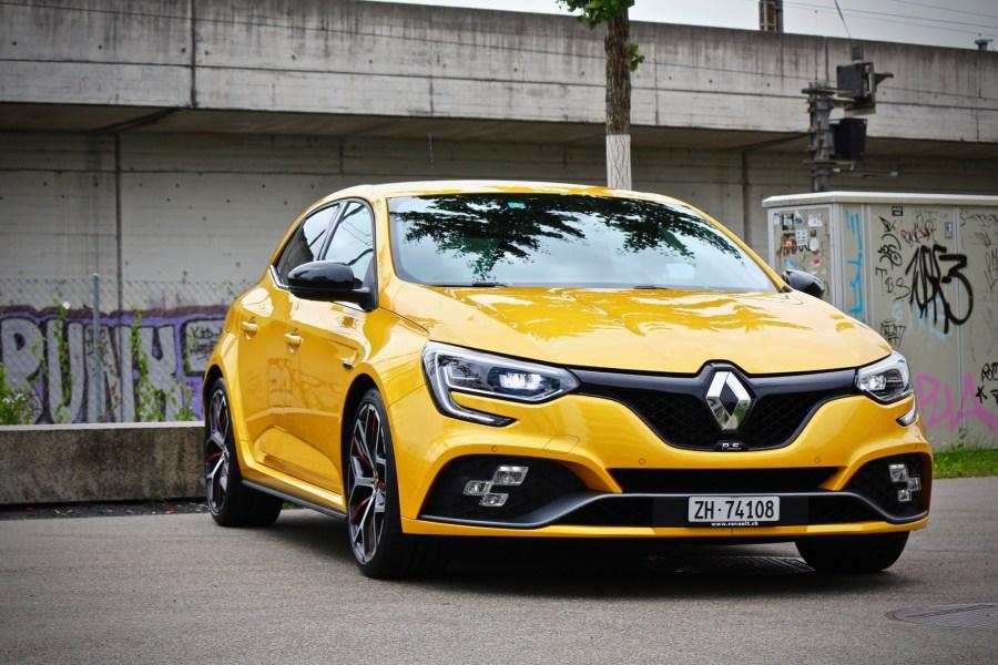 2019 Renault Megane R.S. Trophy
