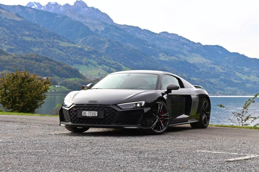 2019 Audi R8 quattro Performance