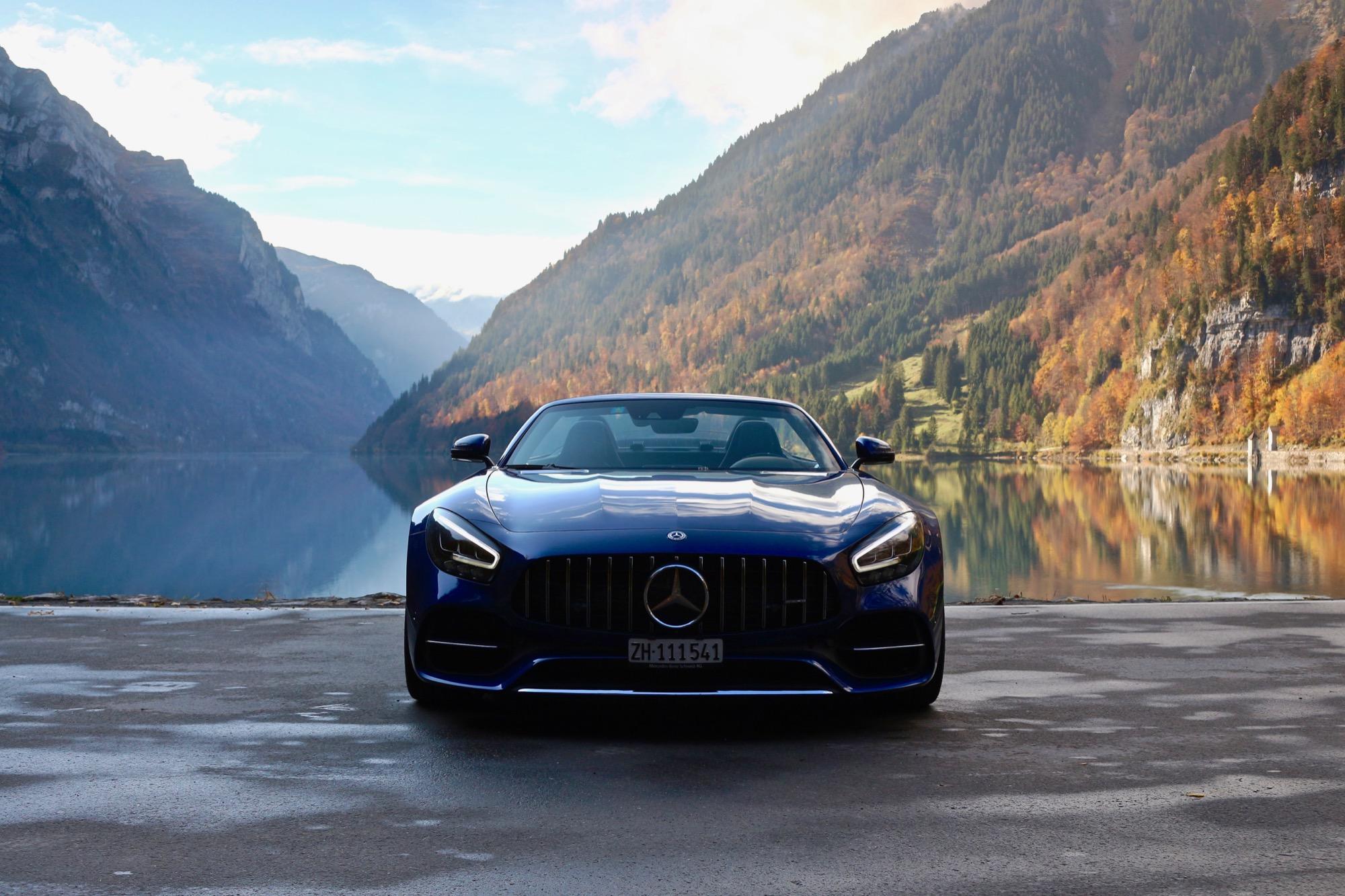 2019 Mercedes AMG GT C Roadster