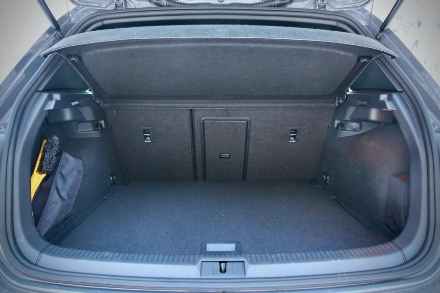 2019 VW Golf GTI TCR