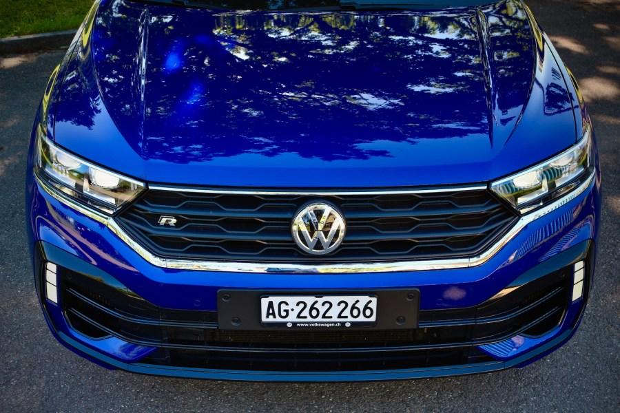 2019 VW T-Roc R