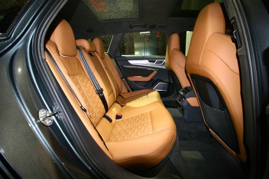 2020 Audi RS6