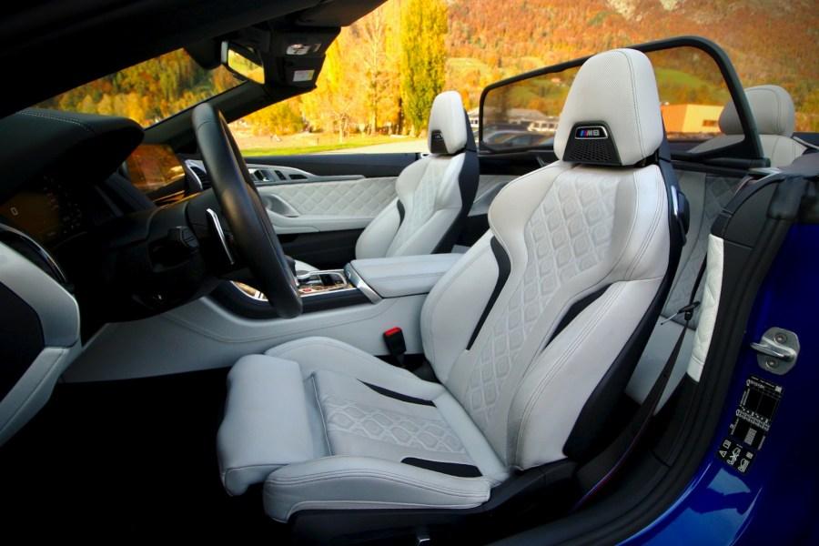 2020 BMW M8 Competition Cabrio