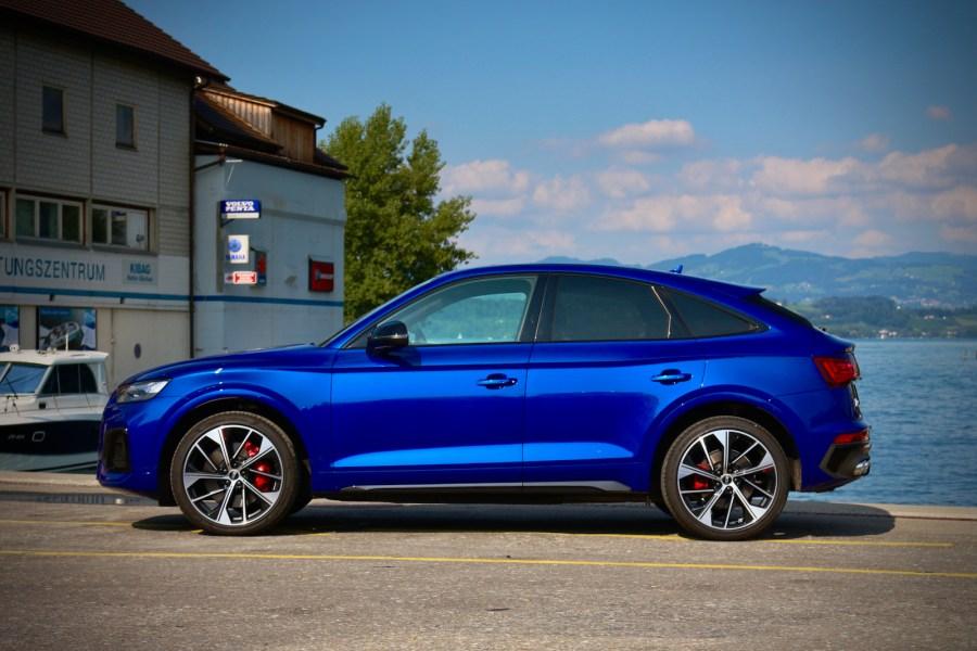 2021 Audi SQ5 Sportback