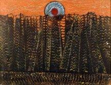 Max Ernst... Landscape? Arcitecture?