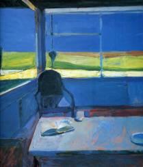 Interior with Book - Richard Diebenkorn